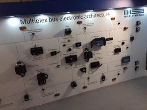 Русская разработка представлена на BusWorld в Брюсселе