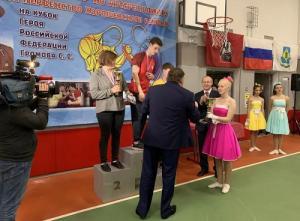Стали известны результаты XII турнира по армрестлингу на Кубок Сергея Громова