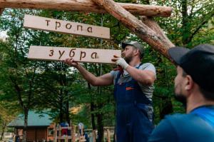 В Сочи завершился экослёт волонтеров «Норникеля»