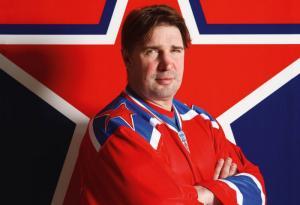Ночную лигу возглавил легендарный хоккеист Алексей Касатонов