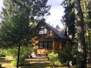 Редкий товар – деревянный дом по Калужскому шоссе