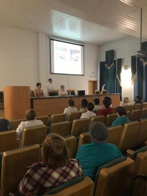 В Уфе состоялась Школа для пациентов с болезнью Бехтерева