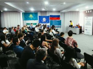 Курганская молодежь побывала в гостях в Петропавловске