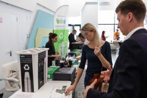 В Москве состоялась V международная конференция «Зелёный офис. Зелёный город»
