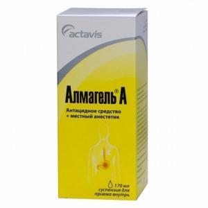 Антацидный препарат Алмагель признан лучшим по версии общенационального голосования «Марка №1 в России – 2019»