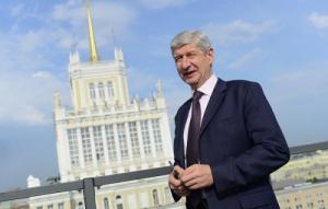 В западном округе столице возводится храм в честь Всех Святых – Сергей Лёвкин