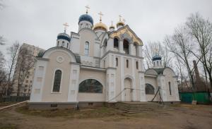 На юге столицы возводится храм в честь святителя Николая Мирликийского - Лёвкин