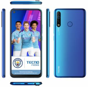 TECNO Mobile представляет CAMON 12 Air – первый дырявый смартфон в российской рознице в сегменте до 10 000 рублей