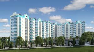 В новом году в Алуште сдадут более 500 видовых квартир в новом ЖК «Семейный»