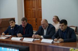 В Волгограде стартует 7 этап Всероссийского конкурса молодых предпринимателей