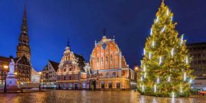 Новогодняя Рига готова дарить удачу - Royal Casino Spa & Hotel Resort