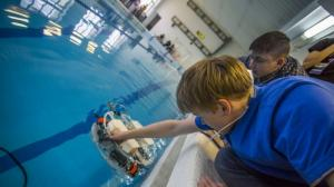 Кружковое движение НТИ и Морской госуниверситет подготовят новое поколение технологических лидеров в области подводной робототехники