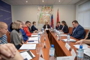 Михаил Романов дал депутатам муниципального образования Купчино рекомендации по работе с бюджетом