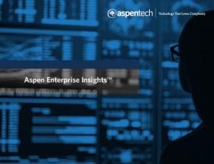 Компания Aspen Technology выводит анализ производительности на новый уровень для реализации концепции интеллектуального предприятия