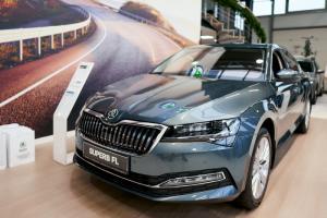 Каждый пятый участник дней новогодних продаж ŠKODA Wagner приобрел новый автомобиль