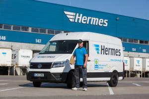 Сберлогистика и Hermes Russia договорились о сотрудничестве