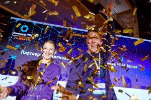 Во Владивостоке назвали победителей первой Олимпиады Кружкового движения НТИ.Junior для школьников
