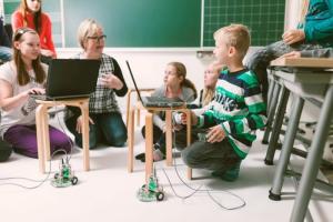 Муниципальный детский сад №113 в Улан-Удэ получил финансирование Фонда президентских грантов на открытие кружка робототехники