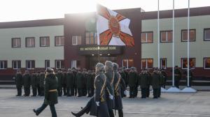 Военные строители возвели новый военгородок в Ростове-на-Дону