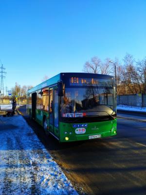 Муниципальный перевозчик Челябинска обновил парк техники автобусами на сжиженном природном газе с АКП Allison