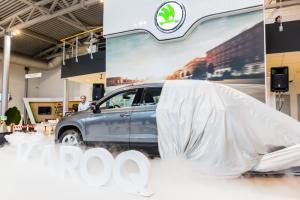 Первые автомобили SKODA KAROQ уже нашли своих покупателей в Петербурге