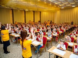 600 детей-калькуляторов со всей страны соберутся на чемпионате в Москве
