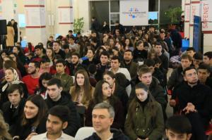 700 студентов КБГУ участвуют в отборе на программу #стартап-диплом компании «ТехноСпарк»