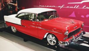 На аукцион в Сокольниках выставлен ретро-автомобиль Сергея Шнурова