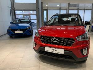 В Петербурге начались продажи двух обновленных моделей Hyundai