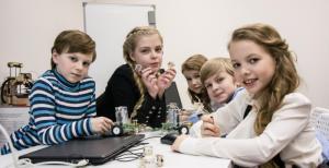 """""""РОББО"""" обучила европейских школьников робототехнике по программе Erasmus+"""