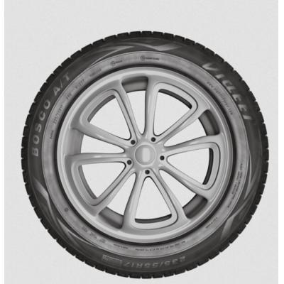 За счет технологии VSS шины Viatti Bosco A/T адаптируются к дорожным условиям