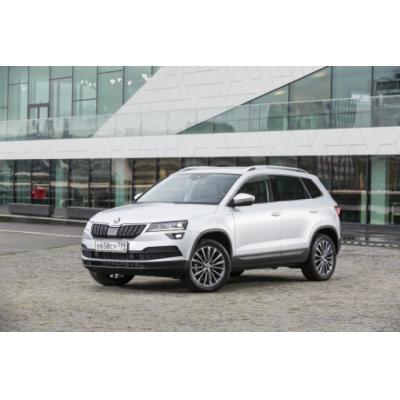 ŠKODA AUTO Россия объявляет о начале приема заказов на KAROQ в базовой комплектации Active