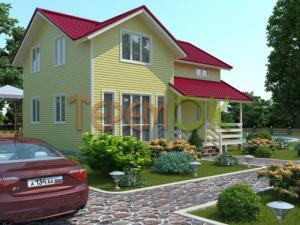 Строительство деревянных домов под ключ – от строительной компании Теремок!