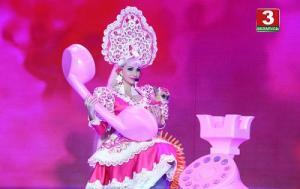 Русская Барби очень хочет на Славянский базар 2020
