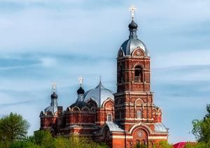 Компания Mankiewicz (Германия) помогает восстановить русский Памятник архитектуры – Спасо-Преображенский собор в городе Коврове