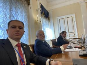 Михаил Романов: «Введение пропускного режима – крайняя, но допустимая мера борьбы с коронавирусом в Санкт-Петербурге»