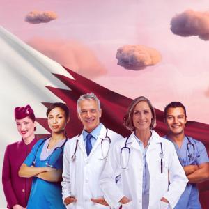 Qatar Airways предоставит 100 000 бесплатных билетов медикам