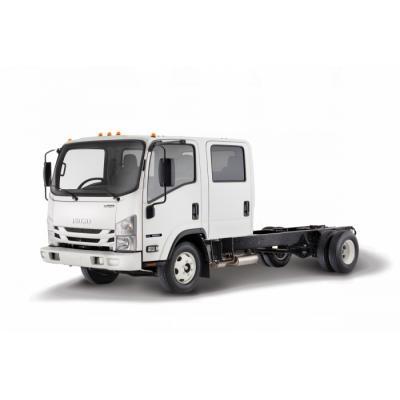 Новый грузовик Isuzu пятого класса с бензиновым двигателем оснащается коробкой передач Allison с опцией установки механизма отбора мощности