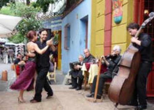 Экономим или как совершить прогулку по Буэнос-Айресу за меньшие деньги