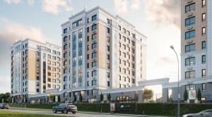 Выведен на рынок новый пул квартир в ЖК «Континенталь» рядом с Парком Победы