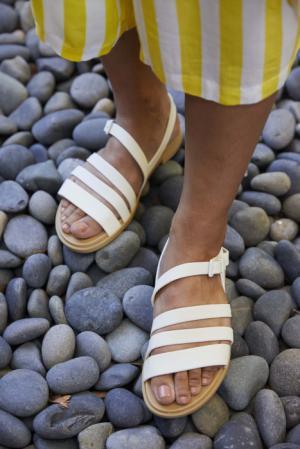 Новая коллекция cандалий и балеток Tulum от Crocs