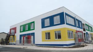 Реализация грандиозного проекта по возведению социальных объектов силами Военно-строительного комплекса