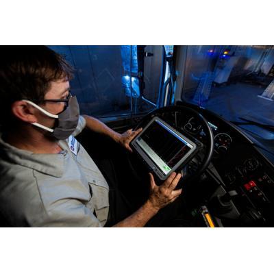 В новом ультрасовременном центре компании Allison Transmission в Индианаполисе начались испытания транспортных средств
