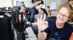 Экзоскелеты и нейростимуляторы для медицины будущего разработают школьники на хакатоне Кружкового движения «Нейростарт» в ДВФУ