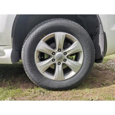 Шины Viatti решили проблему колейности тестируемого автомобиля