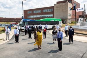 Allison Transmission представляет гибридный привод eGen Flex, позволяющий автобусам работать в зонах с нулевым уровнем выбросов