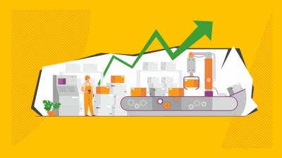 Управленцев предприятий ждут на онлайн-конференции «ЛидерыПРО: Как повысить производительность своими силами»