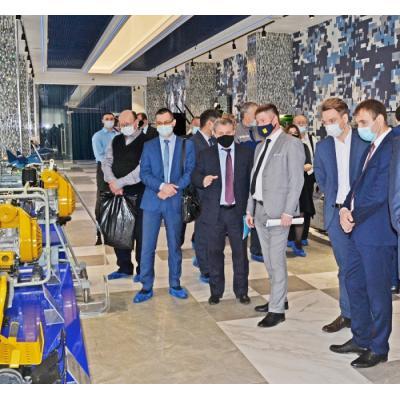 Представитель Технодинамики принял участие в заседании Совета главных конструкторов Кировской области