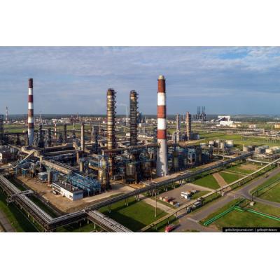 «Башнефть-Уфанефтехим» защитит свои конструкции огнезащитой «Декотерм»