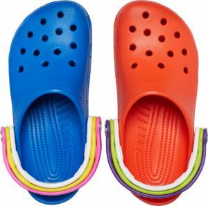 Crocs создал сабо с тройным ремешком в честь Дня Crocs